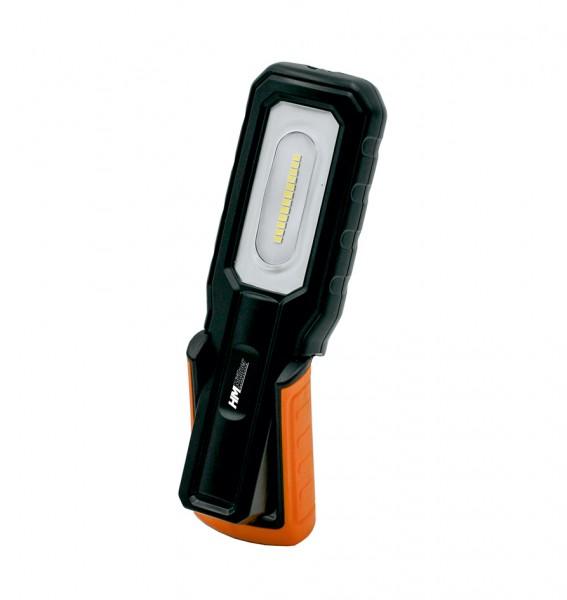 LED Arbeitsleuchte mit Li-Ion Akku, dimmbar