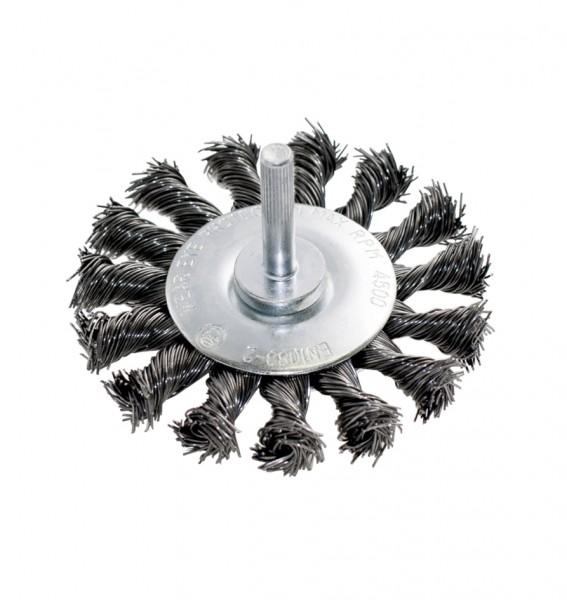 Scheibendrahtbürste 75 mm