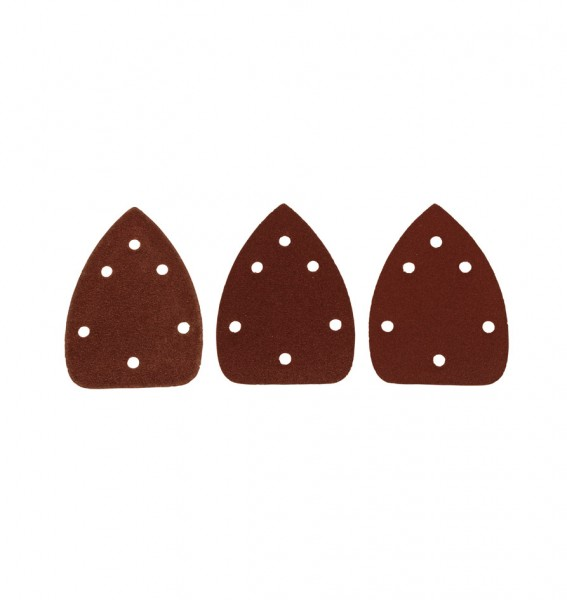 Schleifblätter für Delta-Dreieckschleifer