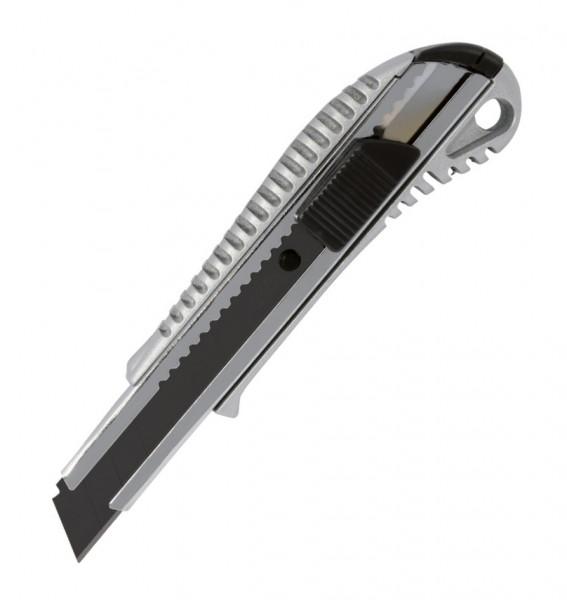 Cutter, 18 mm, mit schwarzer Klinge