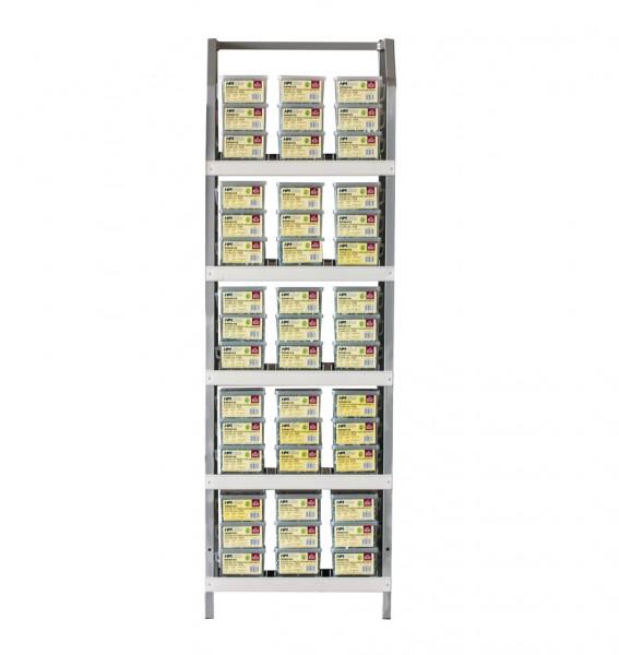 TX-Spanplattenschrauben-Box-Ständer, 180-tlg.