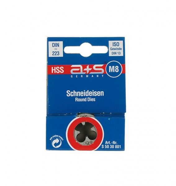 HSS Schneideisen, ähnlich DIN 223