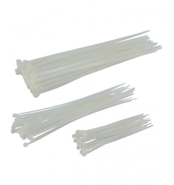 Kabelbinder-Sortiment, 75-tlg.