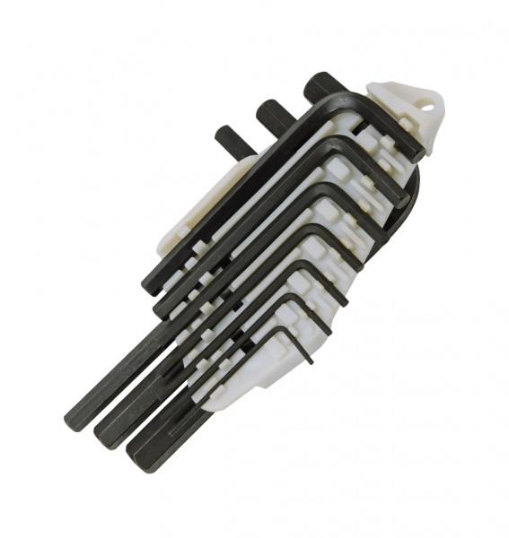Sechskant-Stiftschlüsselsatz, 10-tlg., 1,5 bis 10 mm