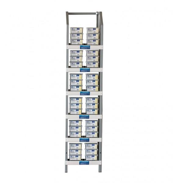 TX-Spanplattenschrauben-Box-Ständer, 144-tlg.