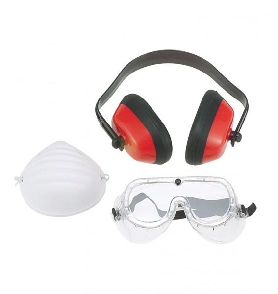 Arbeitsschutz-Sicherheits-Set, 4-tlg.