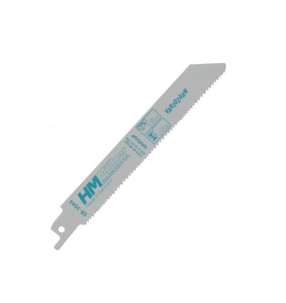 HSS-BI-Metall Säbelsägeblatt, VARIOZAHN 150 mm