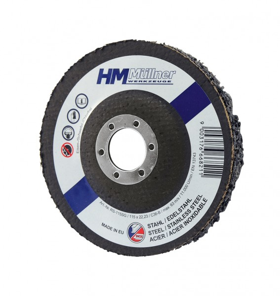 Grob-Reinigungsscheiben, 115 mm